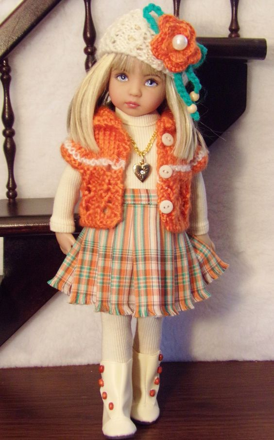 BY KALYPSO'S DOLL BOUTIQUE: