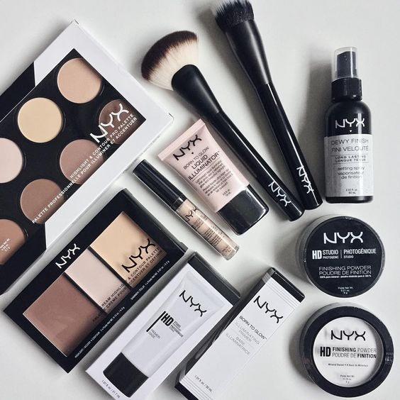 The perfect haul of some of our popular face products by @garynorman_! What's your favorite face product?:
