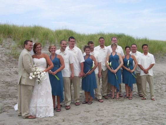 Beach Vow Renewal Ceremony: Vow Renewals, The O'jays And Wedding On Pinterest