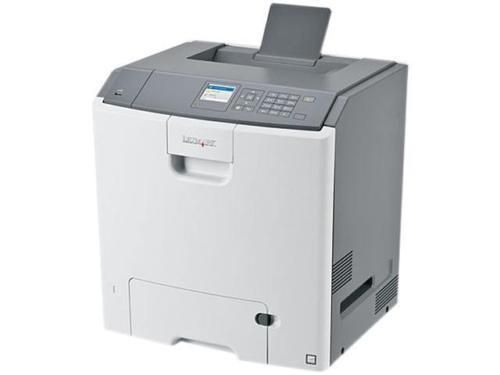 Lexmark C746dn Color Laser Printer Copier Lexmark Laser Printer Lexmark Printer