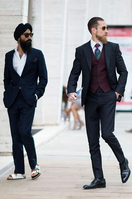 dos de los más elegantes del mundo