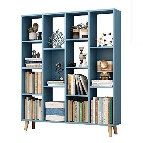Bookcase Display Shelf 14 Shelf Multipurpose Shelf Display Rack