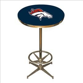 #Denver #Broncos Pub Table