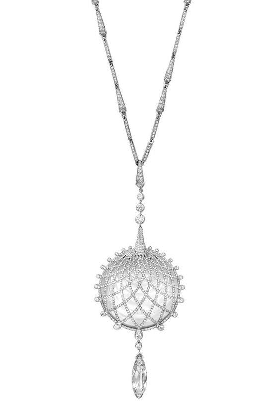 Harrods Biennale Des Antiquaires Jewellery Exhibition (Vogue.com UK)