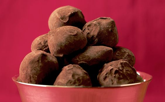Powder, Dr. oz and Chocolate truffles on Pinterest
