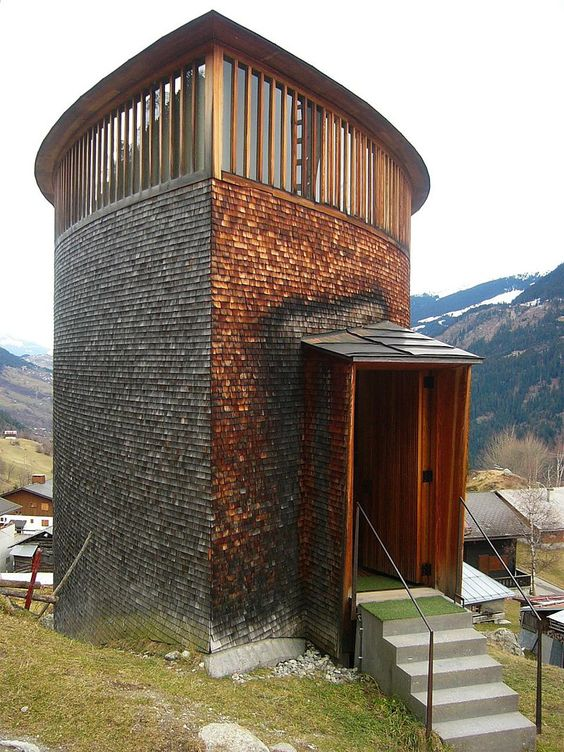 Peter Zumthor. Chapel - Zumthor is best known for minimalist structures that demonstrate exceptional attention to materials and textures.