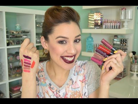 NYX Intense Butter Glosses | Worth the Hype? - YouTube