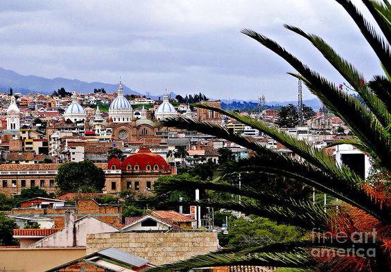 Cuenca.... Nice view!!!!!