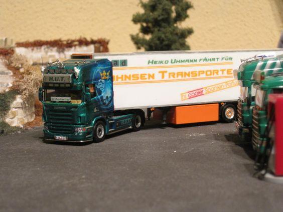H.U.T. (Heiko Uhmann Transporte) - Truckspotter.de & LKW-Modellbau.de