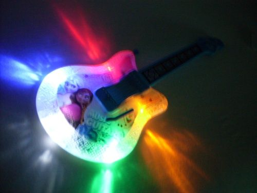 Frozen Gitara Elektryczna Z Mikrofonem Dla Dzieci Sklep Kochamzabawki Eu Novelty Lamp Lava Lamp Novelty