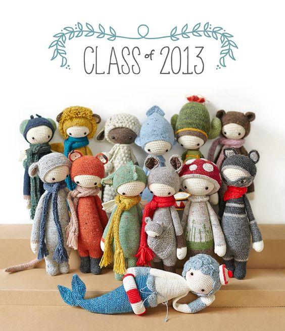Amigurumi Patterns Lalylala : lalylala crochet patterns in 2013 www.lalylala.com # ...