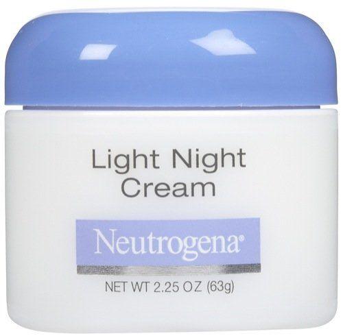 neutrogena light night cream best price. Black Bedroom Furniture Sets. Home Design Ideas