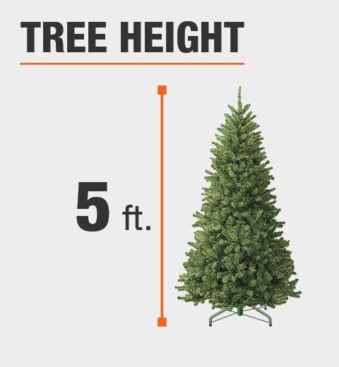 Tree Height Artificial Christmas Tree Slim Artificial Christmas Trees Pre Lit Christmas Tree