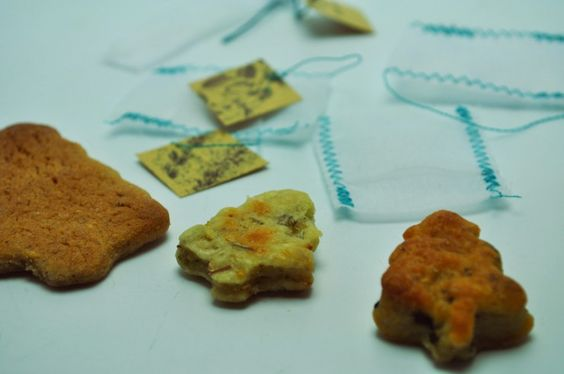 design culinaire biscuit sac - foodie recipe cooking packaging bags nature organic bio