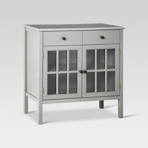 Windham 2 Door Cabinet With Drawers Threshold Storage Cabinet With Drawers Cabinet Drawers Storage Cabinet