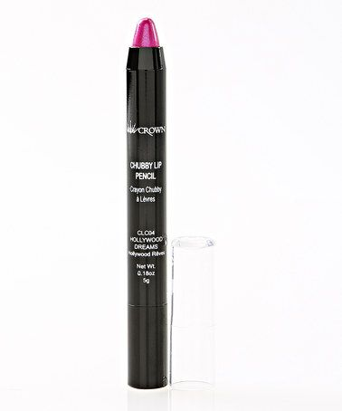 Look what I found on #zulily! Hollywood Dreams Chubby Lip Pencil by Crown Brush #zulilyfinds