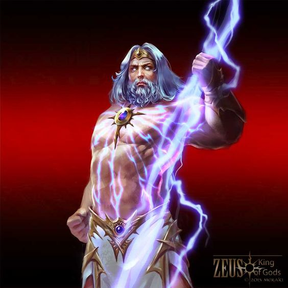| Zeus -King of the Gods | The most powerful and unpredictable among the gods, Zeus is both admired and feared. -MERAKI