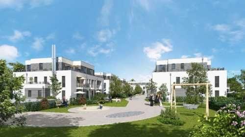 Neumodisches Penthouse Mit Grunflachen Immobilienmarkt Faz Net Wohnung Kaufen Immobilien Immobilienmarkt