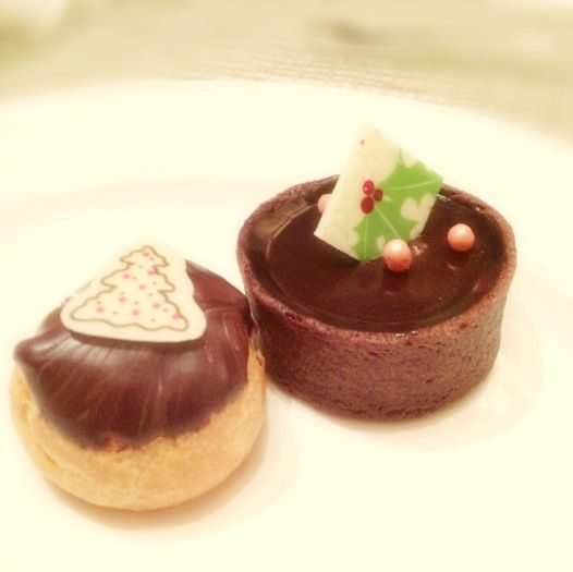 Cute Xmas Desserts It 39 S Christmas Time In The City