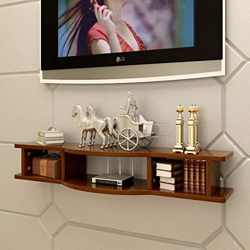 Wall Shelf Floating Shelf Wall Mounted Tv Cabinet Tv Stand Background Wall Decorative Shelf Tv Console S Wall Mounted Tv Cabinet Tv Room Design Wall Mounted Tv