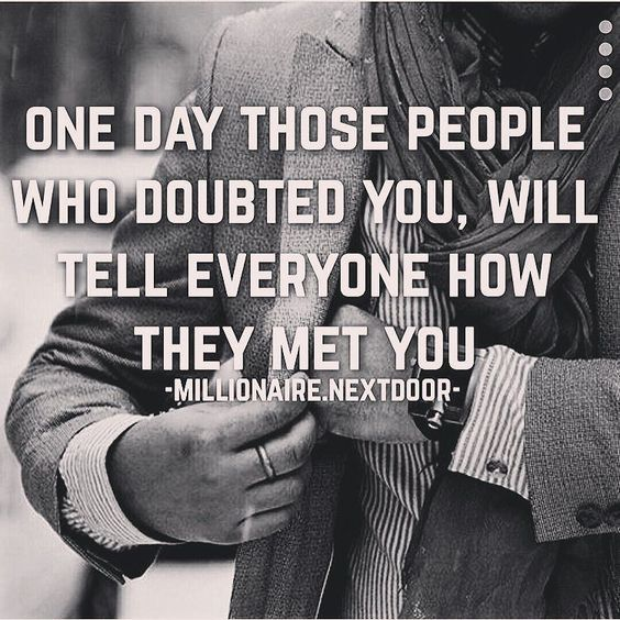 Stay Humble My Friends: Stay Humble Even When That Time Comes! Follow My Friend