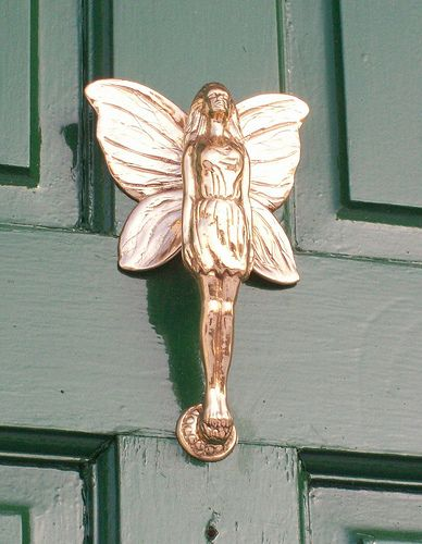 Door knocker by Martha-Ann48,