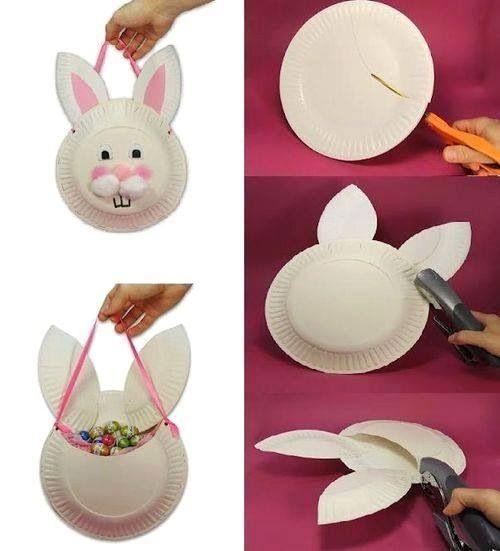 Les lapins de P�ques