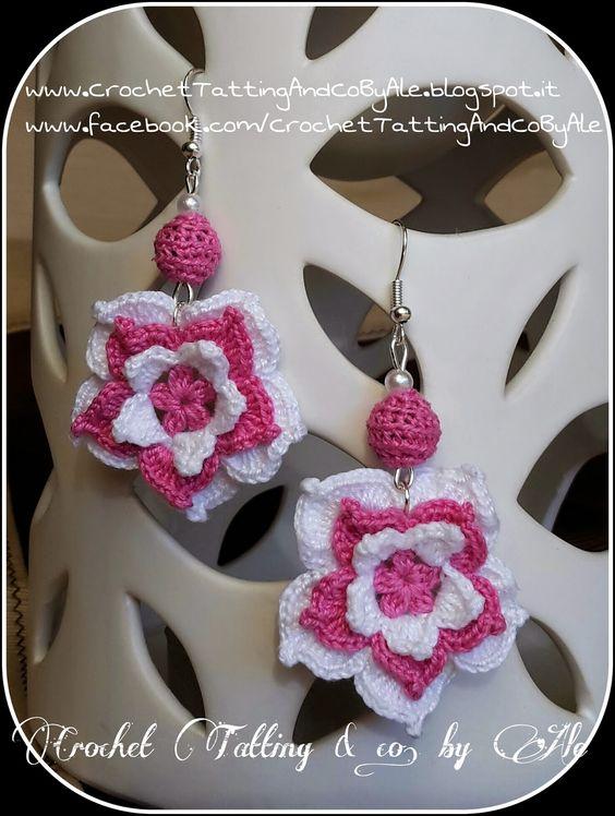 Crochet Tatting & Co. by Ale