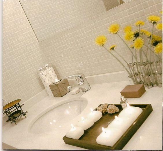 los colores ideales para un baño, según el feng shui, son ...