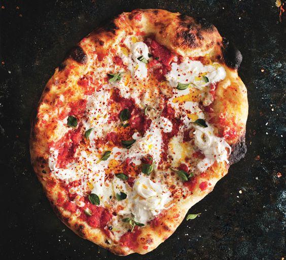 how to prepare pizza dough in advance