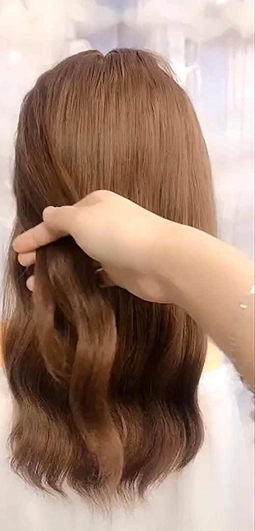 Access All The Hairstyles Hairstyles For Wedding Guests Beautiful Hairstyles For School Easy Hair Style For In 2020 Long Hair Styles Hair Styles Long Hair Video