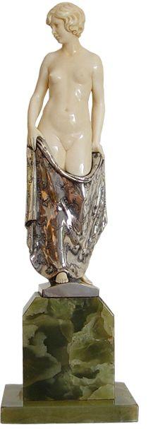 AS Antique Galleries - Art Nouveau Art Deco Collection