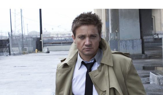 Jeremy Renner. Yes. Just yes.