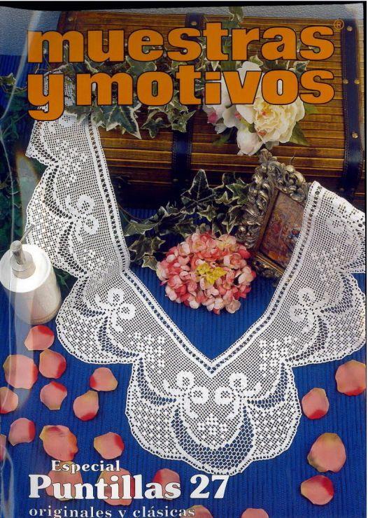 Gallery.ru / Фото #2 - Muestras y Motivos Especial Puntillas 27 - tymannost