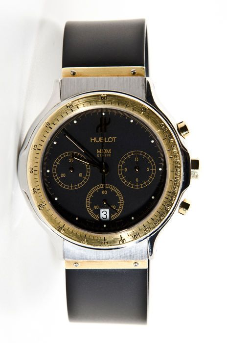 Catawiki online auction house: Hublot Chronograph Sport Vintage – Ref: 16212 –…