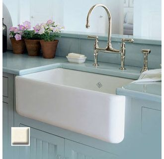 farmhouse kitchens farm sink apron front sink farms fireclay sink farm ...