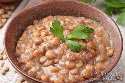 Receita de Lentilha de natal em receitas de legumes e verduras, veja essa e outras receitas aqui!
