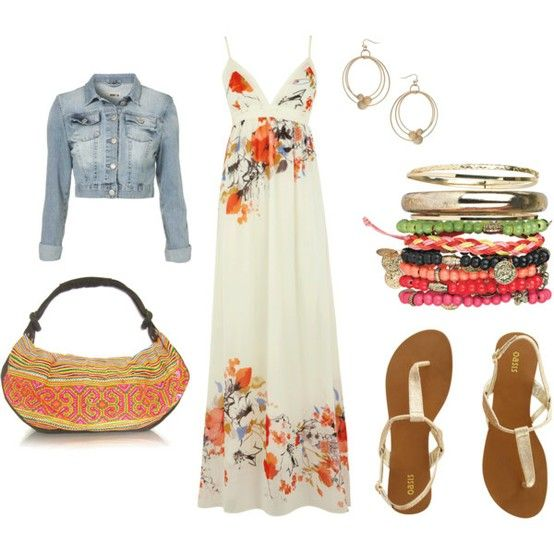 long dresses a must this summer!!