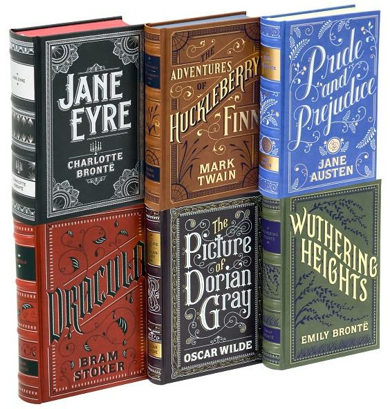 Wuthering Heights and Pride and Prejudice?