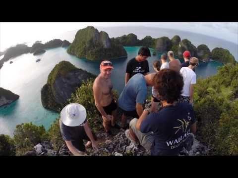 Raja Ampat croisière plongée et tours avec ODASIE.FR