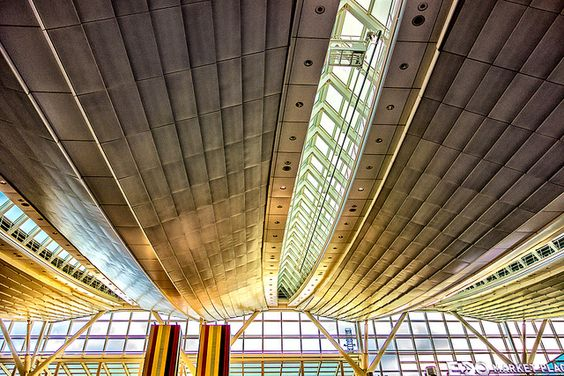 Haneda airport architecture joeeisner's photostream