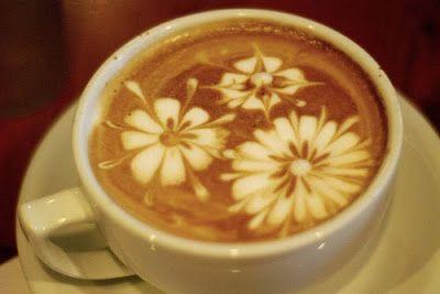 Arte en mi café: Deliciosos ejemplos de Arte Latte