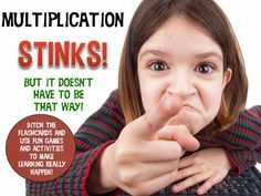 Dragon's Den Curriculum: Multiplication STINKS! It's hard to convice a lot of kids that multiplication definately does NOT stink, but it will be LOTS easier with links to these fun multiplication games! Includes a freebie! Let the fun, and learning, begin!!