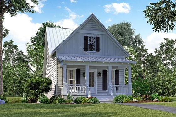 This would be perfect if it were only a 3 or 3ft wider. House Plan 430-117