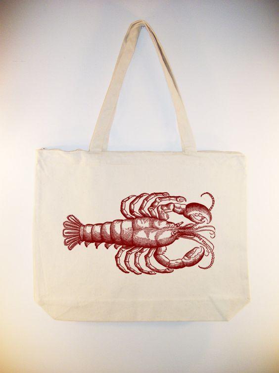 Lobster tote. #JoesCrabShack