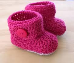 Resultado de imagen para botas navideñas tejidas en crochet