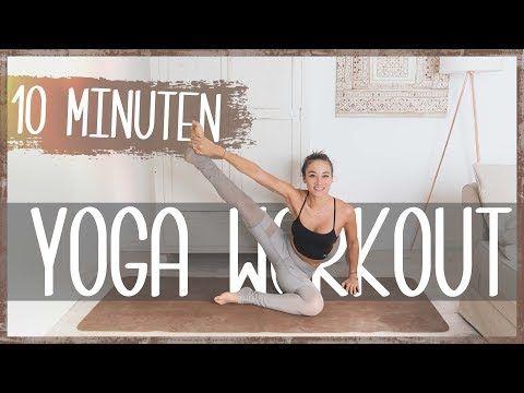 Pin Von Gesundheit Und Schonheit Auf Fitness Und Bewegung In 2020 Yoga Anfanger Gutes Training Yoga Video