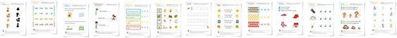 AWESOME site with tons of free worksheet printables.  Geared primarily towards kinder as it is a retired kinder teacher. Don't forget the free e-book early writing for little hands