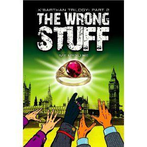 The Wrong Stuff, K'Barthan Trilogy: Part 2 (Kindle Edition) http://www.amazon.com/dp/B007KCFVTQ/?tag=wwwmoynulinfo-20 B007KCFVTQ
