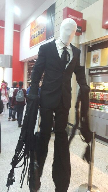 slender man! !